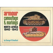 Armour Camouflage and Markings North Africa 1940-1943 Books