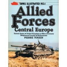 Allied Forces - Cental Europe Books
