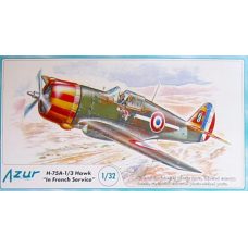 H-75A-/3 Hawk in French service 1/32
