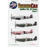 Spitfire mk9 pt1 Decals 1/32