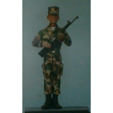 USMC private in drill position 1/35
