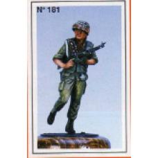 USA Vietnam gunner 1/35