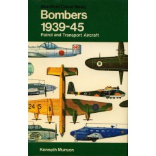 Bombers 1939 - 45: Patrol and Transport Aircraft Books