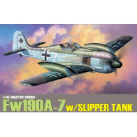 Fw190A-7 with slipper tank 1/48