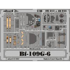 Bf109G-8 1/48