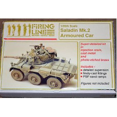 Saladin Mk2 Armoured car 1/35