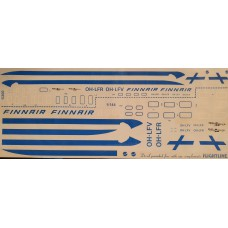 DC8 - Finnair Decals 1/144