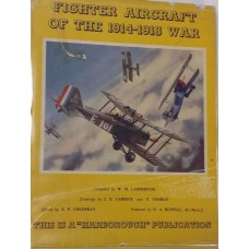 Fighter Aircraft of the 1914-1918 war Books