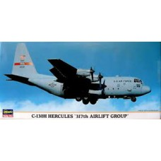 C-130 Hercules 3217th Airlift Group 1/200