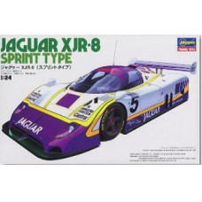 SILK CUT Jaguar XJR-8 LM 1/24