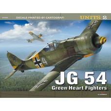 JG 54 Green Heart Fighters Books