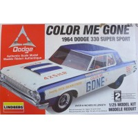 1964 Dodge 330 super stock color me gone 1/25