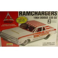 Ramchargers 1964 Dodge 33 SS 1/25