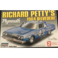 Richard Petty's Plymouth 1964 Belvedere 1/25
