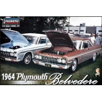 1964 Plymouth Belvedere 1/25