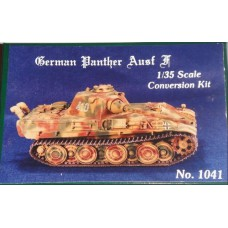 Panther Ausf F 1/72