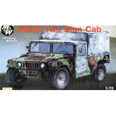 M988 Two Man Cab 1/72