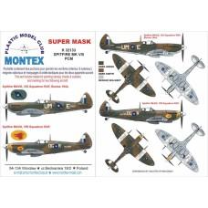 Spitfire Mk VIII Mask Decals 1/32