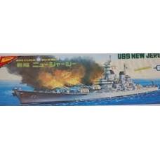 USS New Jersey 30 cm