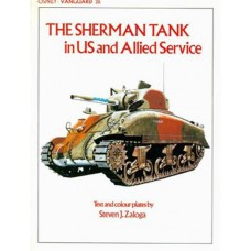 The Sherman Tank in US and Allied Service Books