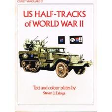 US Half-Tracks of World War II Books