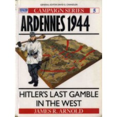 Ardennes 1944 Books
