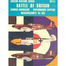 Aircam Aviation Series: Battle Of Britain Books