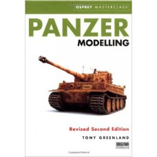Panzer Modelling Books