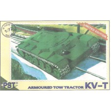 KV-T armoured tow tractor 1/72