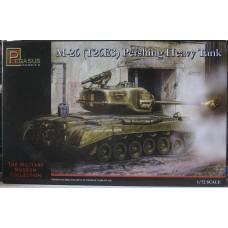 M-26 (T26E3) Pershing Heavy Tank 1/72