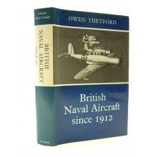 British Naval Aircraft since 1912 Books