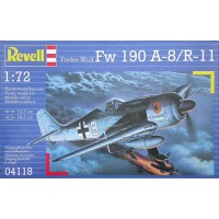 Focke Wulf 190 A-8/R-11 1/72