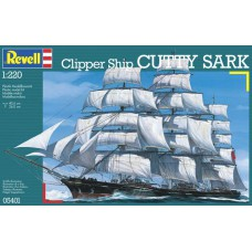 Clipper ship Cutty Sark 1/220