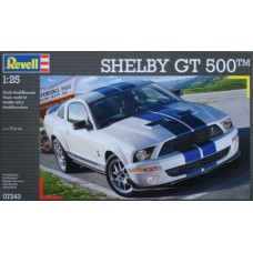Shelby GT 500 1/25