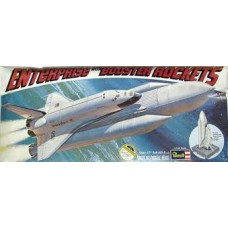 Entreprise with Booster Rockets 1/144