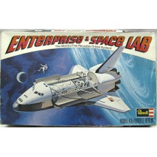 Enterprise and space lab 1/144