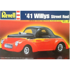 41 Willys street rod 1/25