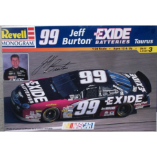Jeff Burton Exide Batteries Taurus 1/25
