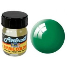 Gloss emerald green Revell - airbrush - gloss