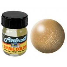 Metallic gold Revell - airbrush - metallic