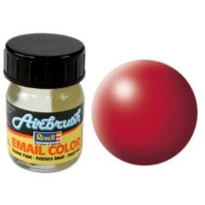 Silk fiery red Revell - airbrush - silk