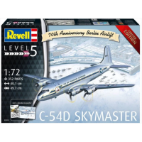 C-54D Berlin airlift 70th aniversary 1/72