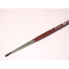 Penseel 0 round paint brushes