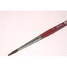 Penseel 3 round paint brushes