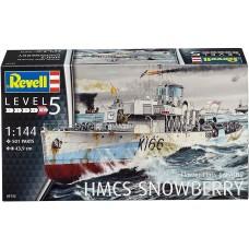Flower Class Corvette HMCS Snowberry 1/144