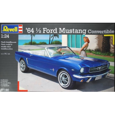 64 1/2 Ford Mustang convertible 1/24