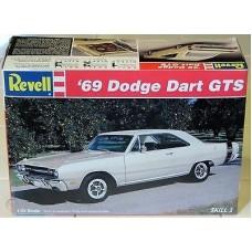 69 Dodge Dart GTS 1/25