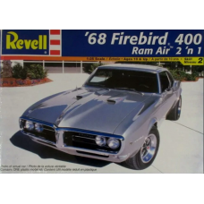 68 Firebird 400 Ram air 1/25