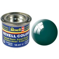 Gloss moss green Revell - gloss