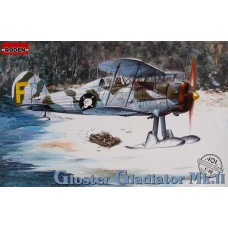 Gloster Gladiator MkII 1/48